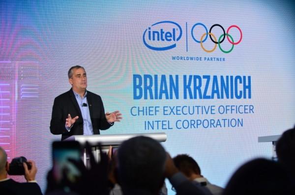 사진 1_인텔-IOC 파트너십_크르자니크 인텔 CEO.JPG