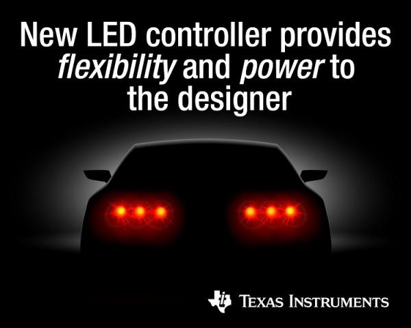 [TI 코리아] TI의 새로운 자동차 LED 조명 컨트롤러로 개발자의 설계 유연성 향상.jpg