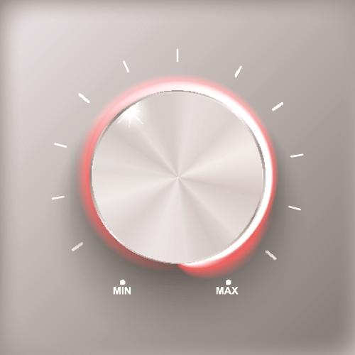 [TI 코리아] 그림 1_LED 링을 사용한 회전식 노브 및 버튼.jpg