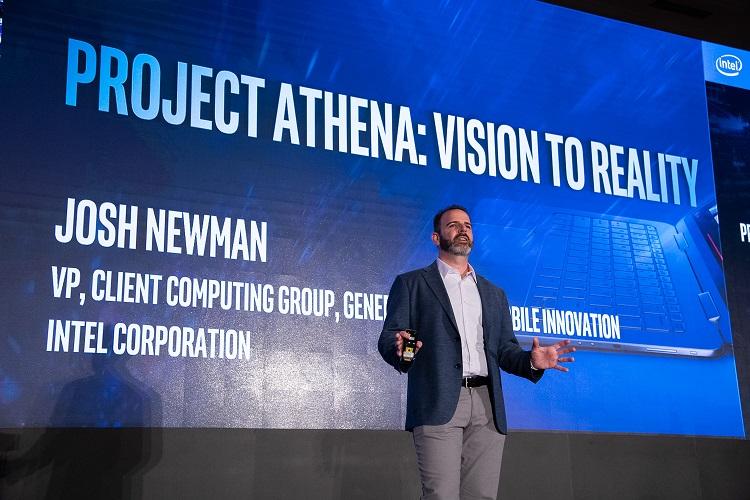 사진자료2_조쉬 뉴먼(Josh Newman) 인텔 클라이언트 컴퓨팅 그룹의 PC 혁신 부문 부사장 겸 총괄 매니저.jpg