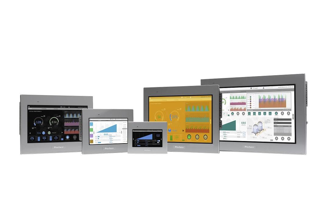 [사진자료2] 슈나이더 일렉트릭 프로페이스 HMI ST6000 Lineup.jpg
