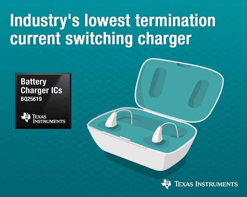 [사진자료] TI, 충전 종료 전류가 가장 낮은 새로운 배터리 차저 IC 출시.jpg