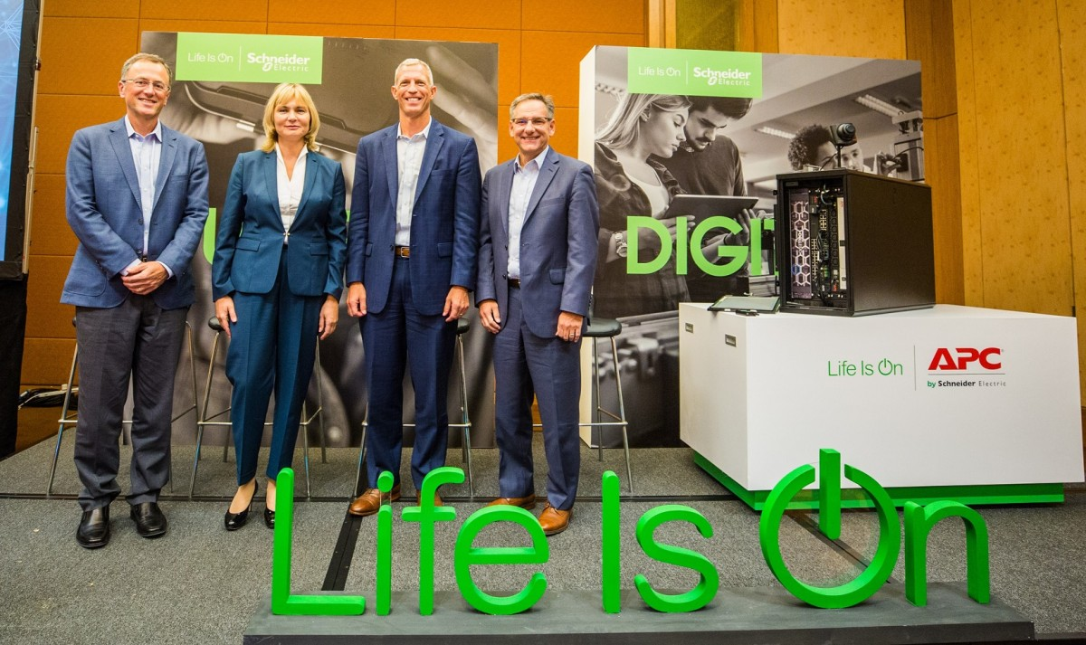 [사진자료]슈나이더일렉트릭, Life The Edge- International Press Event 2019성료_2.jpg