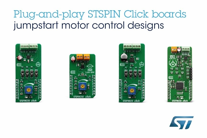 [IMAGE] Plug-and-play STSPIN Click boards.jpg