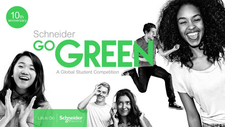 [사진자료1] 슈나이더일렉트릭 글로벌 아이디어 공모전 고그린 (Go Green 2020) 개최.png