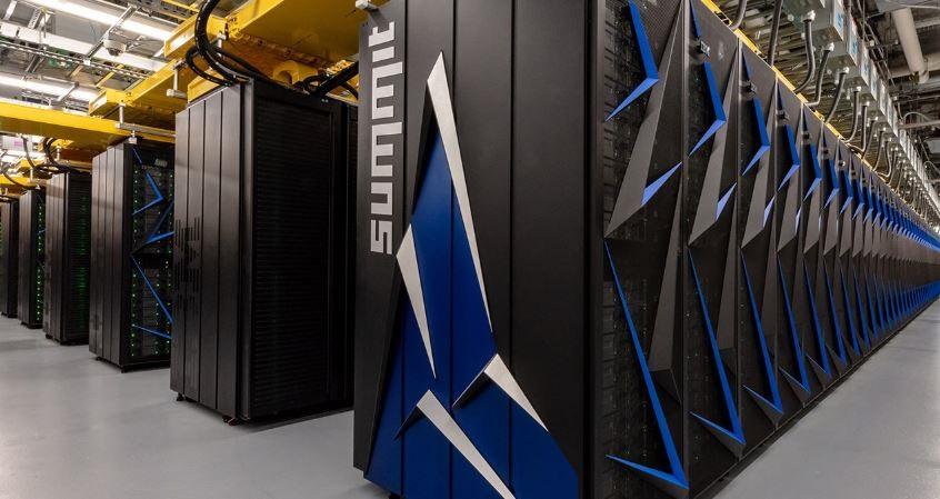 [이미지] 세계에서 가장 빠른 슈퍼컴퓨터 서밋.JPG